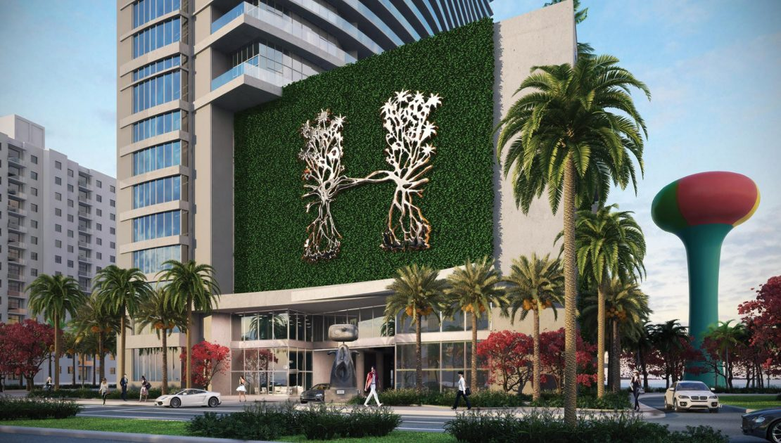 M2E Client, Hyde Beach House Launches Sales In Hollywood