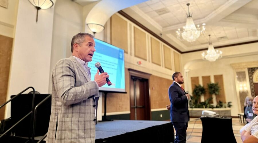 2021 Broward County Condo & HOA Expo - 40 Year Recertification Seminar by m2e Consulting Engineers