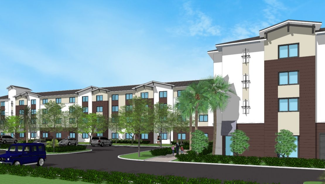 M2E Client, Related Group Breaks Ground On Affordable Apartments In Palm Beach County