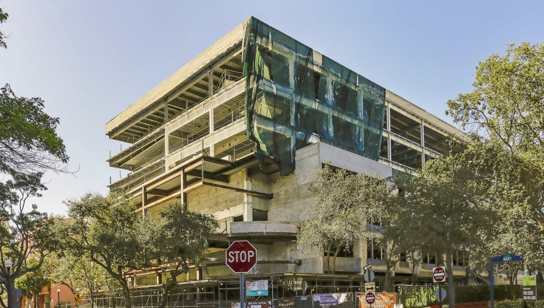 M2E Client, Terra Scores Kaufman Rossin As Main Tenant At Mary Street