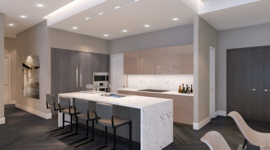 Giralda Place Kitchen