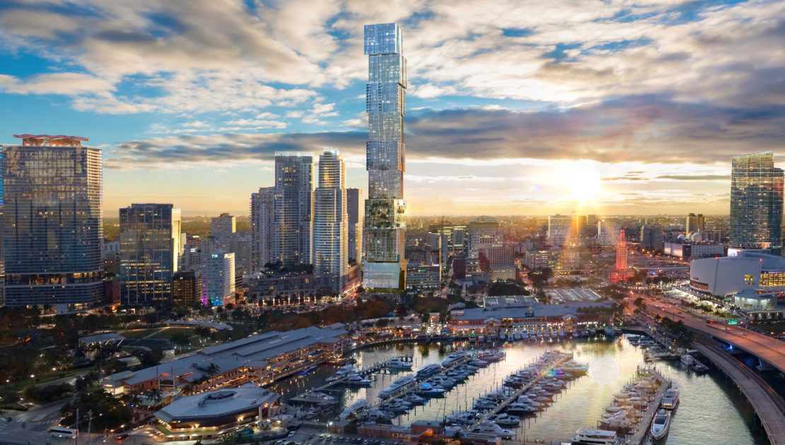 Miami Is Getting Its First Waldorf Astoria Hotel, m2e Client — And It Will Change The City's Skyline