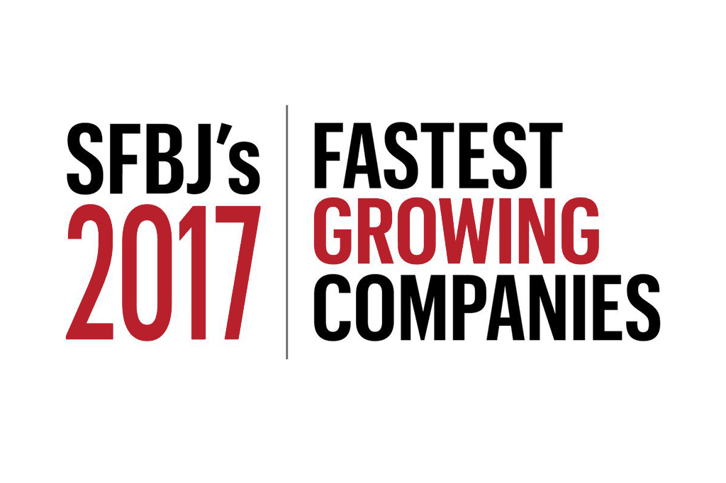 2017 South Florida Business Journal Fastest Growing Companies