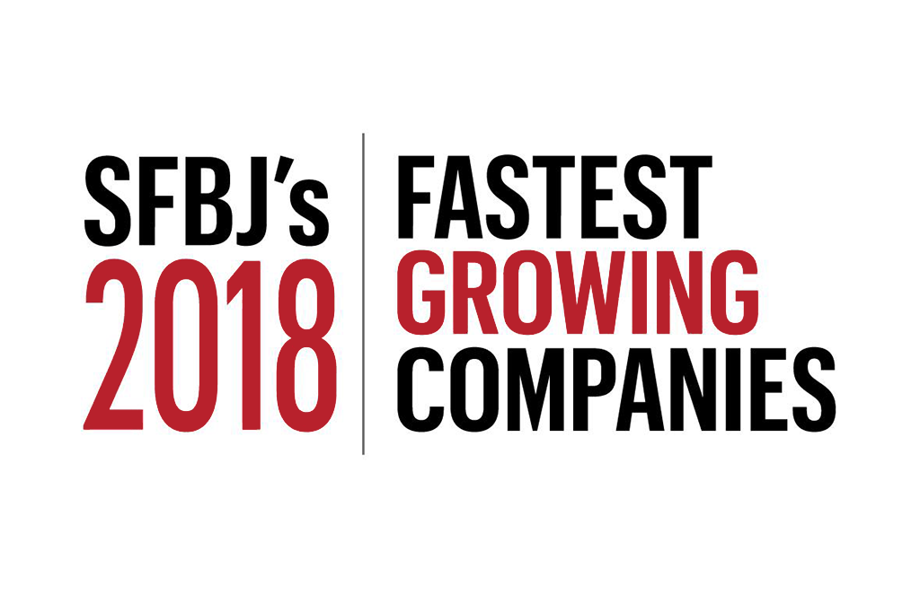 2018 South Florida Business Journal Fastest Growing Companies
