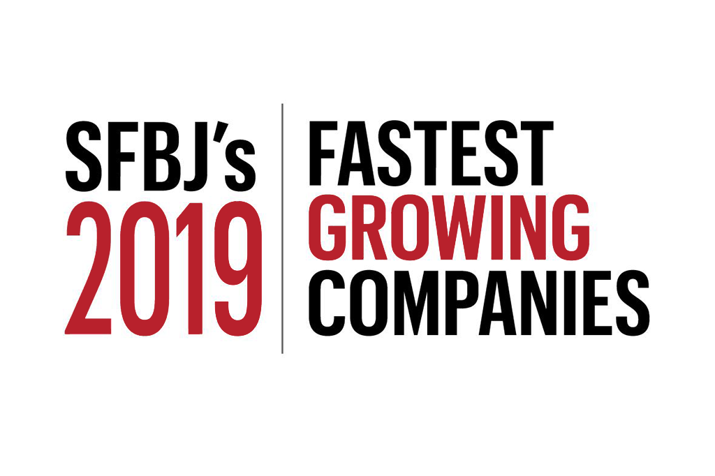 2019 South Florida Business Journal Fastest Growing Companies