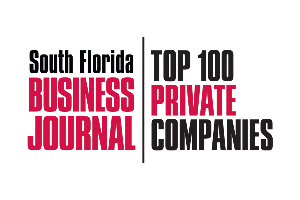 2019 South Florida Business Journal South Florida's Top 100 Private Companies